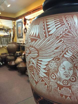 "native,southwest,pottery,cleelum"""