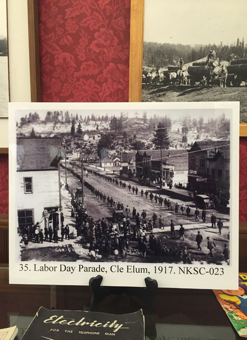 labor,day,parade,cleelum