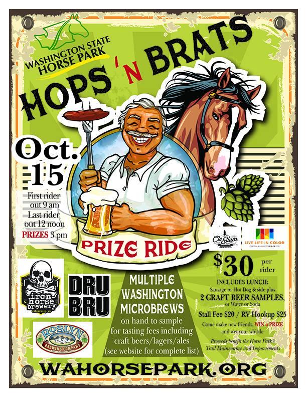 hops,brats,washington,state,horse,park,cleelum