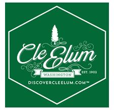 cle,elum,footer,logo