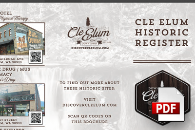 self,guided,tour,of,cle,elum's,historic,register,cle,elum