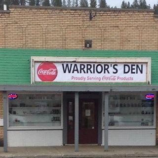 warrior's,den,cle,elum