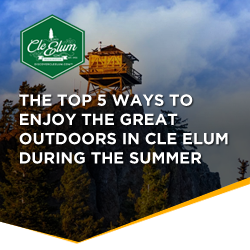 Summer in Cle Elum